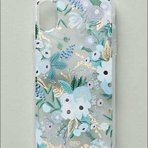 Rifle Paper Co iPhone XS Max phone case